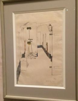 schiele corridor