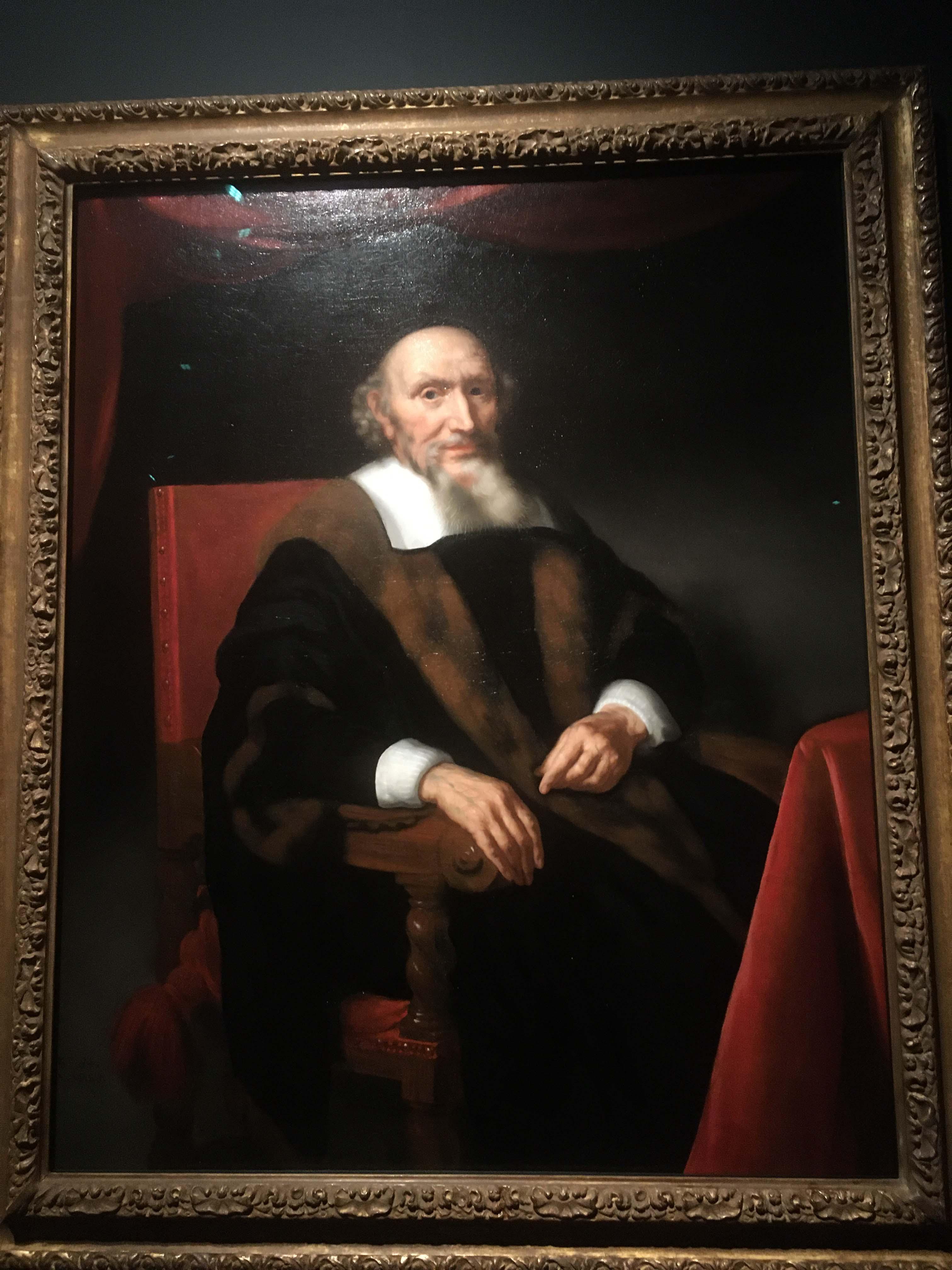 Nicolaes Maes Jacob Tripp