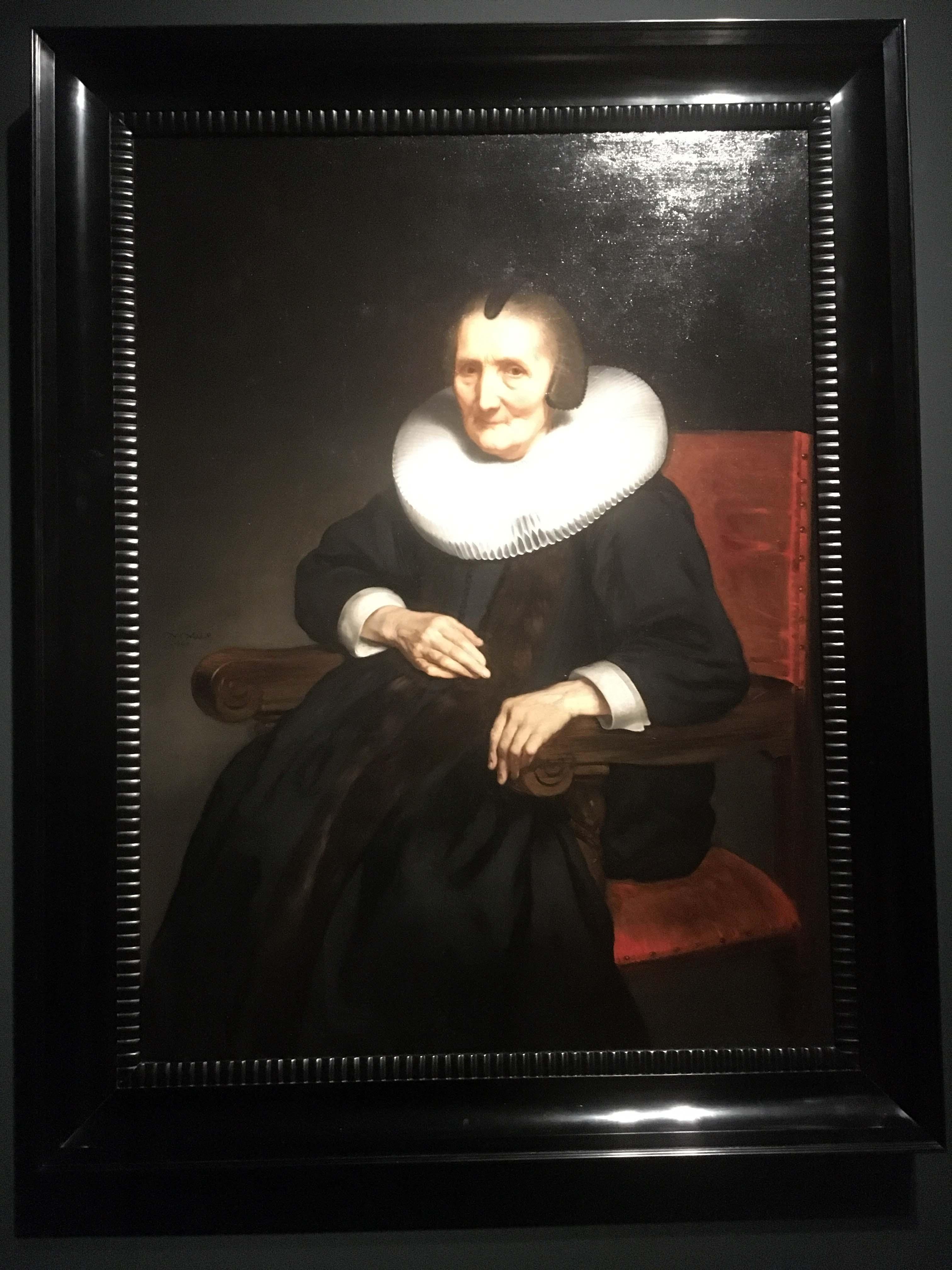 Nicolaes Maes Margarethea