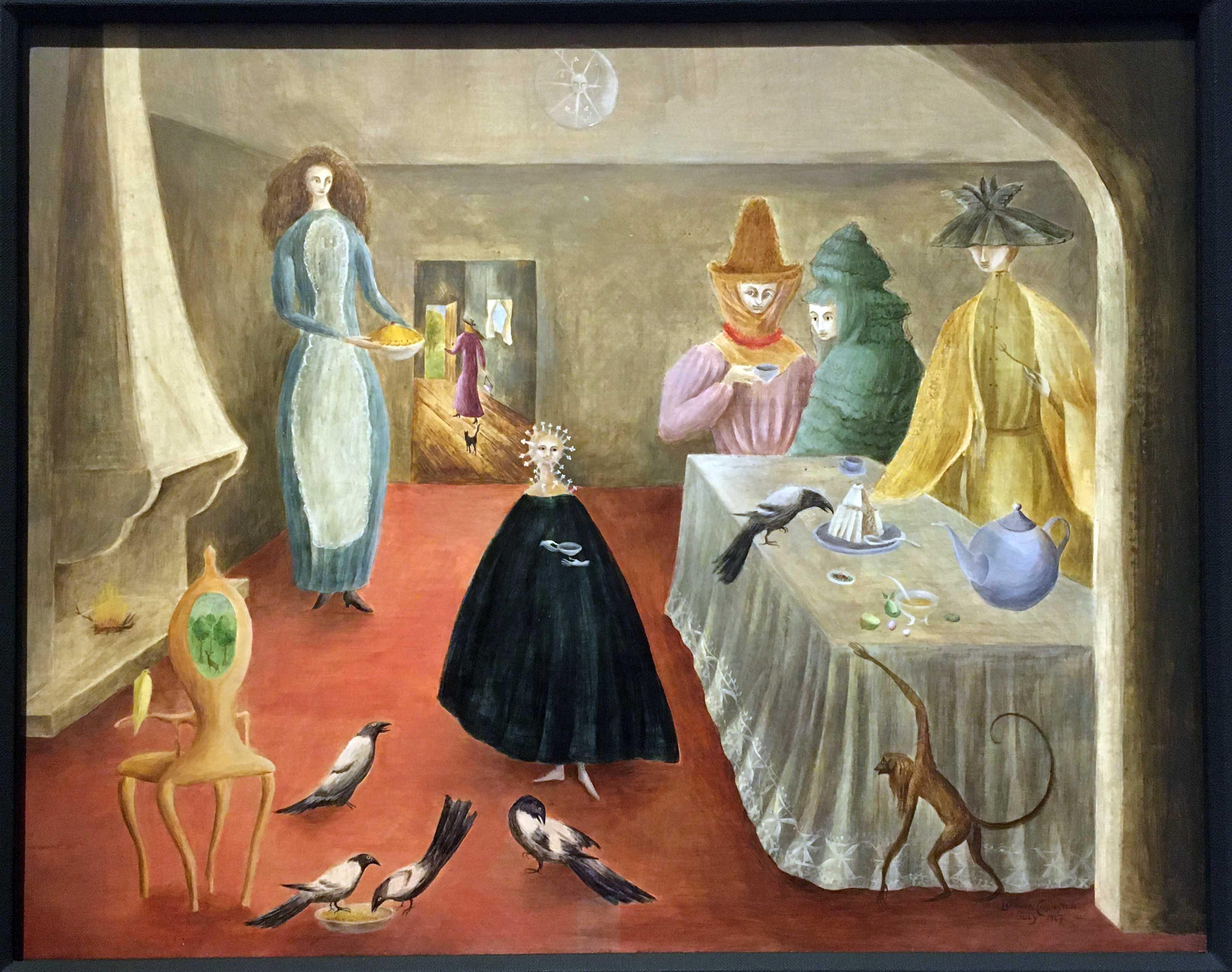 Carrington The Old Maids
