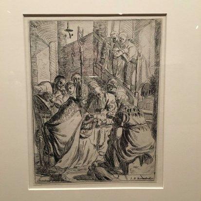 Rembrandt Circumcision